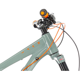Conway WME 627 Alu grey/orange